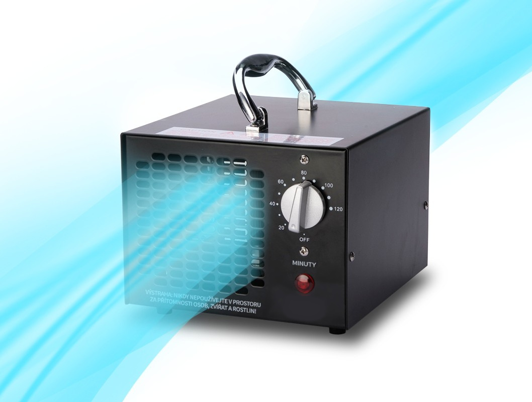 Generátor ozónu HE-150 - výkon 3 500 mg/h + doprava zdarma