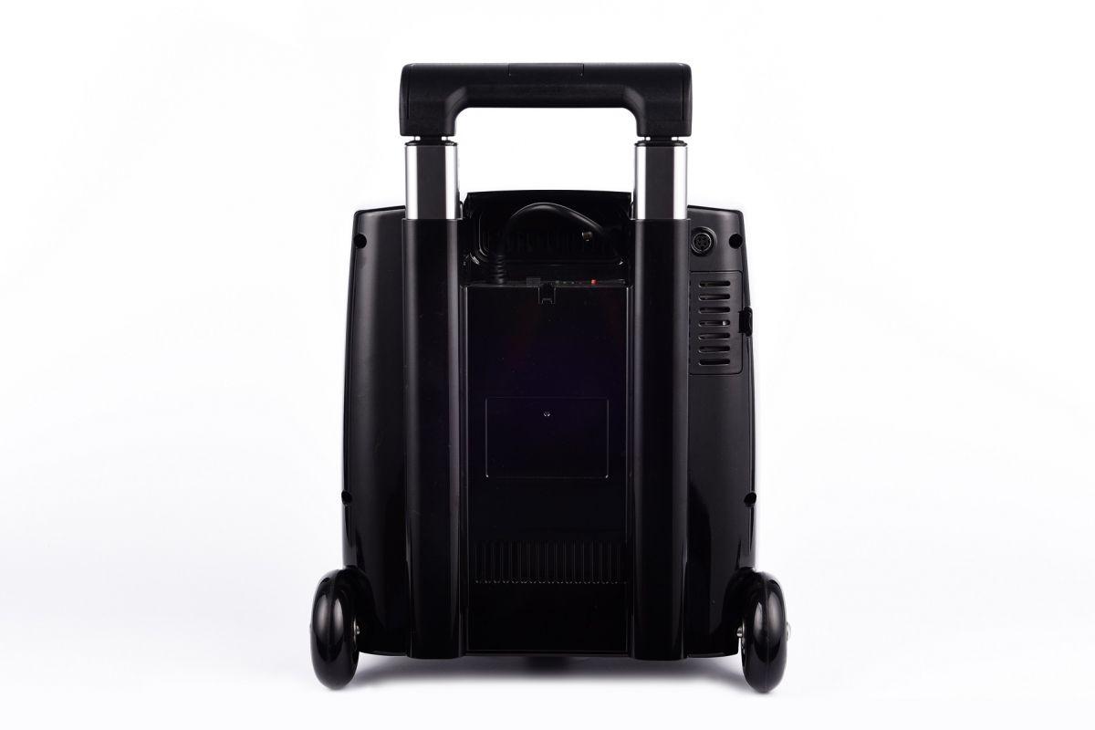 Přenosný kyslíkový koncentrátor s baterií LOVEGO GBA 103P, 90%
