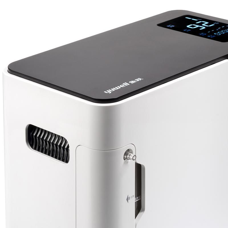Kyslíkový koncentrátor, dýchací přístroj YU-300, 90 %