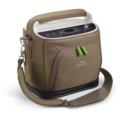 PHILIPS SimplyGO 2L, 96% - kyslíkový koncentrátor, dýchací přístroj