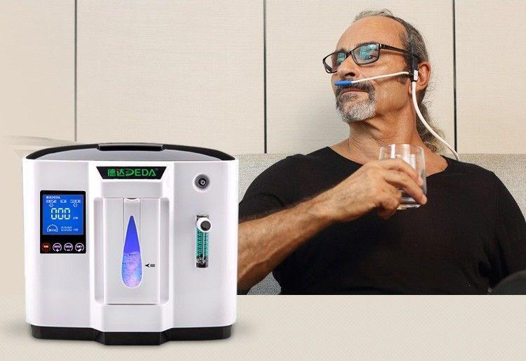 Kyslíkový koncentrátor OX ONE DEDA 6L s průtokoměrem, 96 %