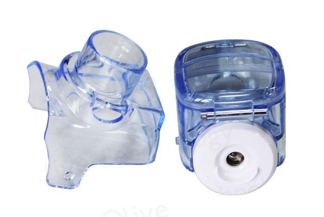 Ultrazvukový inhalátor - nebulizér na baterie, do ruky - OLV-N01