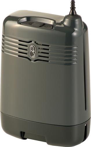 AKCE: Výkonný přenosný koncentrátor, AIRSEP FOCUS