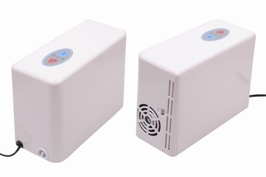 Přenosný kyslíkový koncentrátor s baterií LOVEGO EGET 3L, 23%