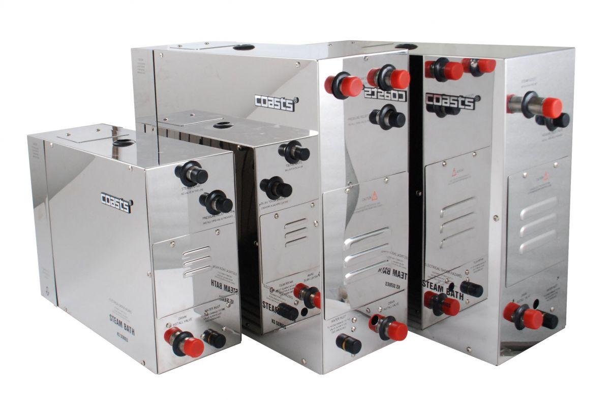 Opláštění parního generátoru série KSA/KSB z nerezové ocele #201