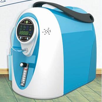 Kyslíkový koncentrátor, dýchací přístroj OX ONE GBA 3L (5L), 90%