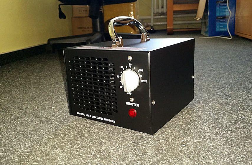 Pronájem ozónového generátoru HE-150