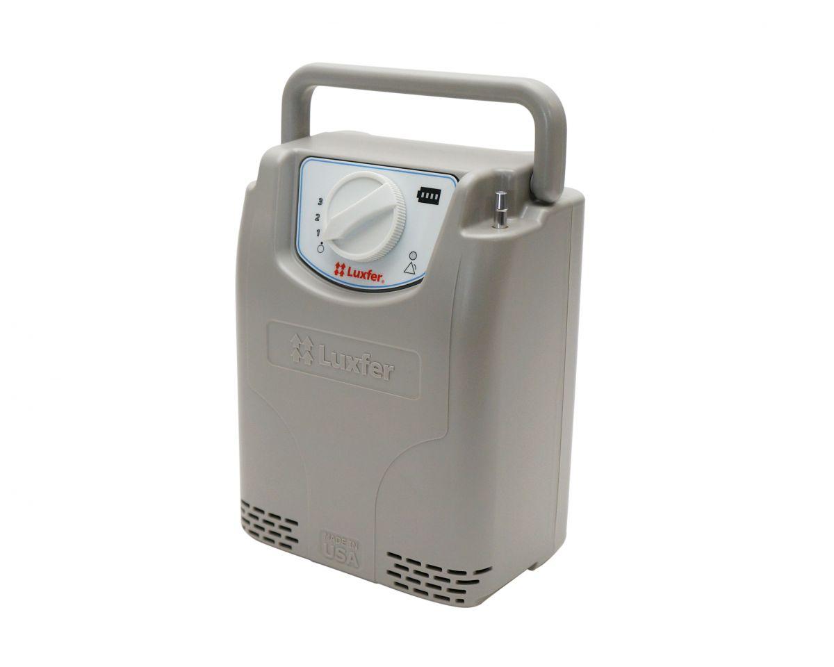 EASY PULSE 3L Přenosný kyslíkový koncentrátor s baterií, 95 %