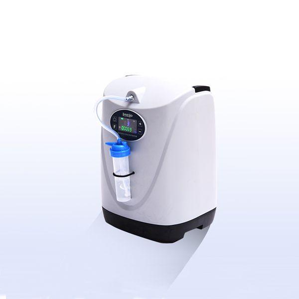 Přenosný kyslíkový koncentrátor s baterií LOVEGO GBA 102P, 90%