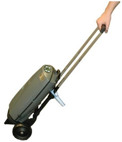Kyslíkový koncentrátor, dýchací prístroj AirSep ECLIPSE 5, 93 %